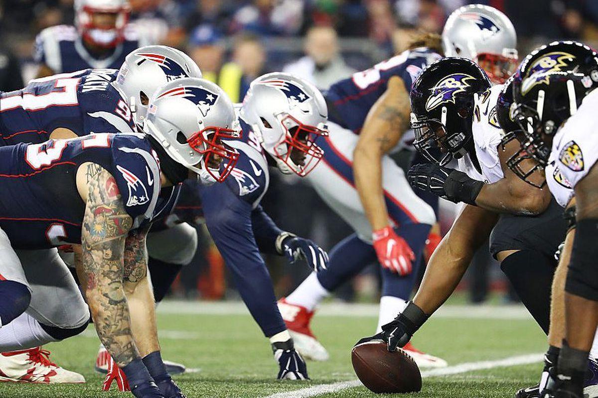 Baltimore ravens New England Patriots Super Bowl Odds update Saints