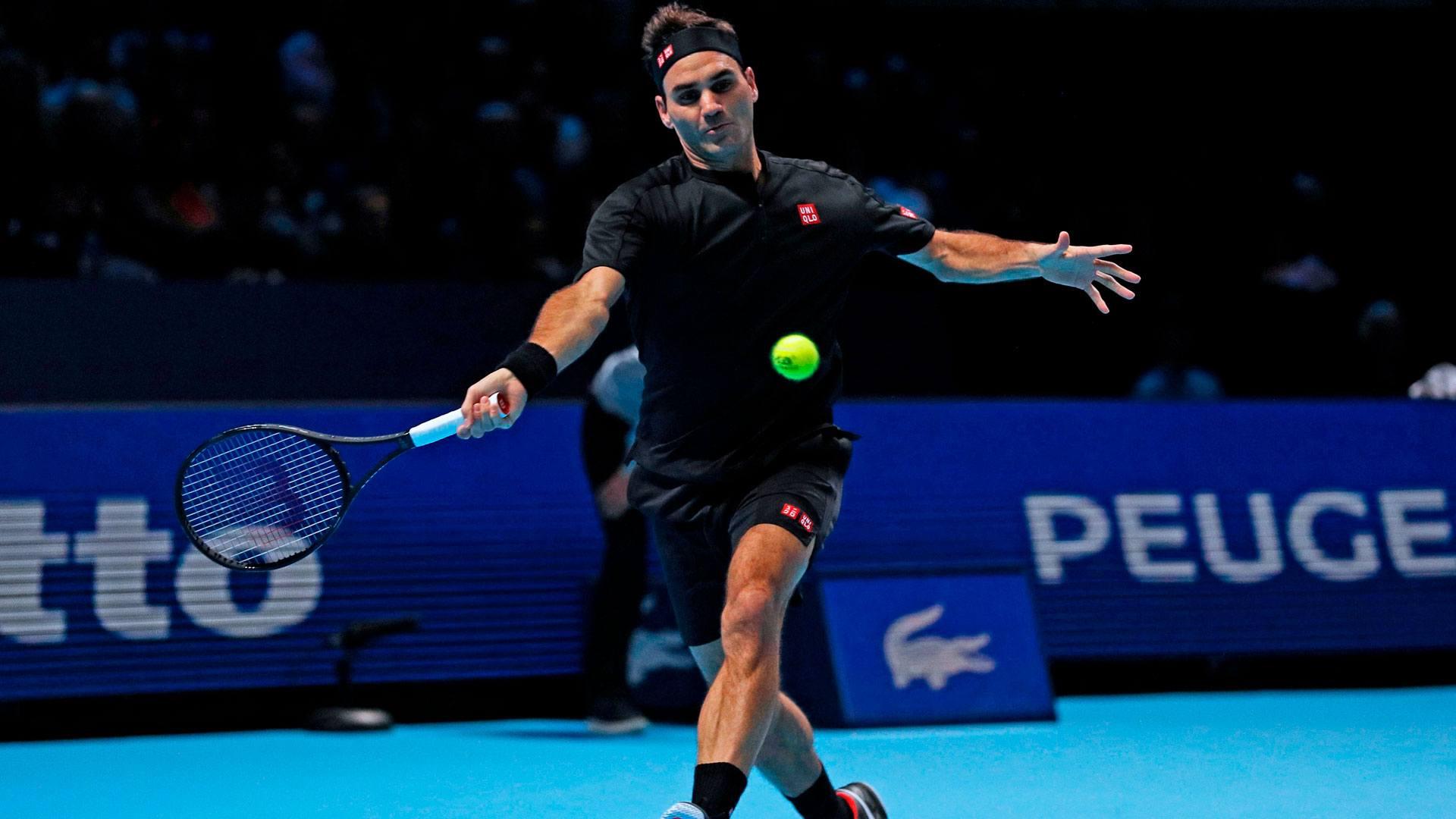 Roger Federer ATP Finals