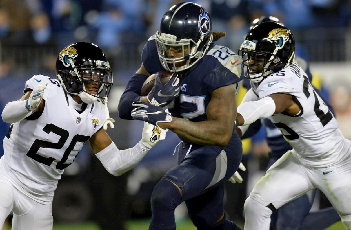 Titans RB Travis Henry, NFL rushing