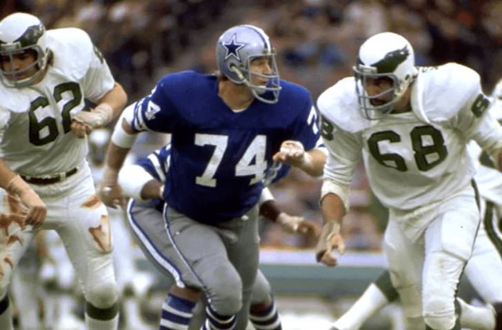 Bob Lily, Dallas Cowboys