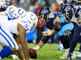 The Indianapolis Colts and Tennessee Titans during a 2018 AFC South game in Nashville, TN. (Image: Andy Lyons/Getty)