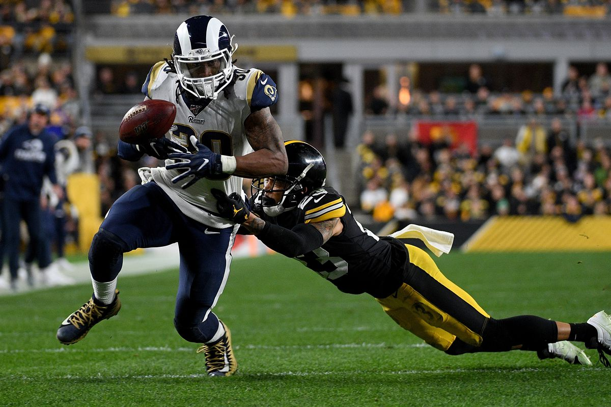 LA Rams Todd Gurley NFC West Playoff bubble