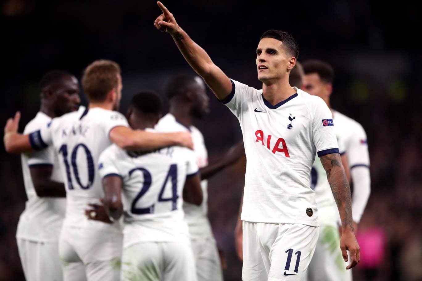 Champions League Tottenham Belgrade