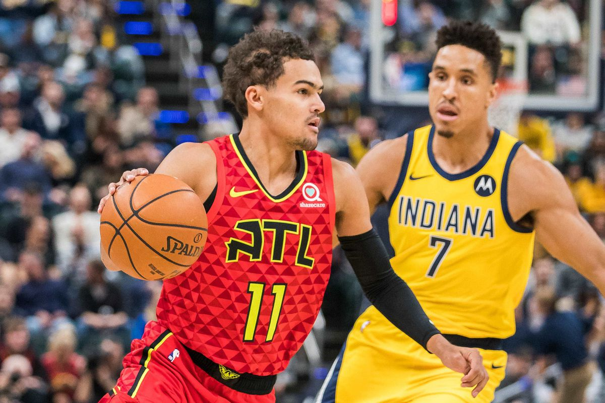 Trae Young 49 Points Atlanta Hawks Pacers OT