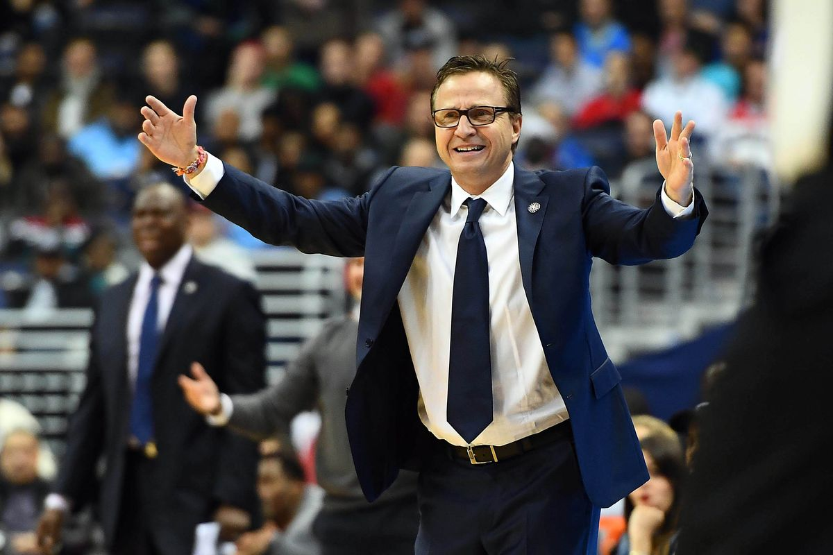 Washington Wizards coach Scott Brooks