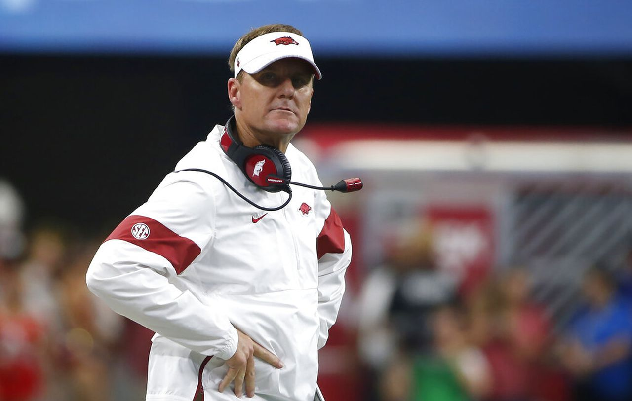 Chad Morris fired