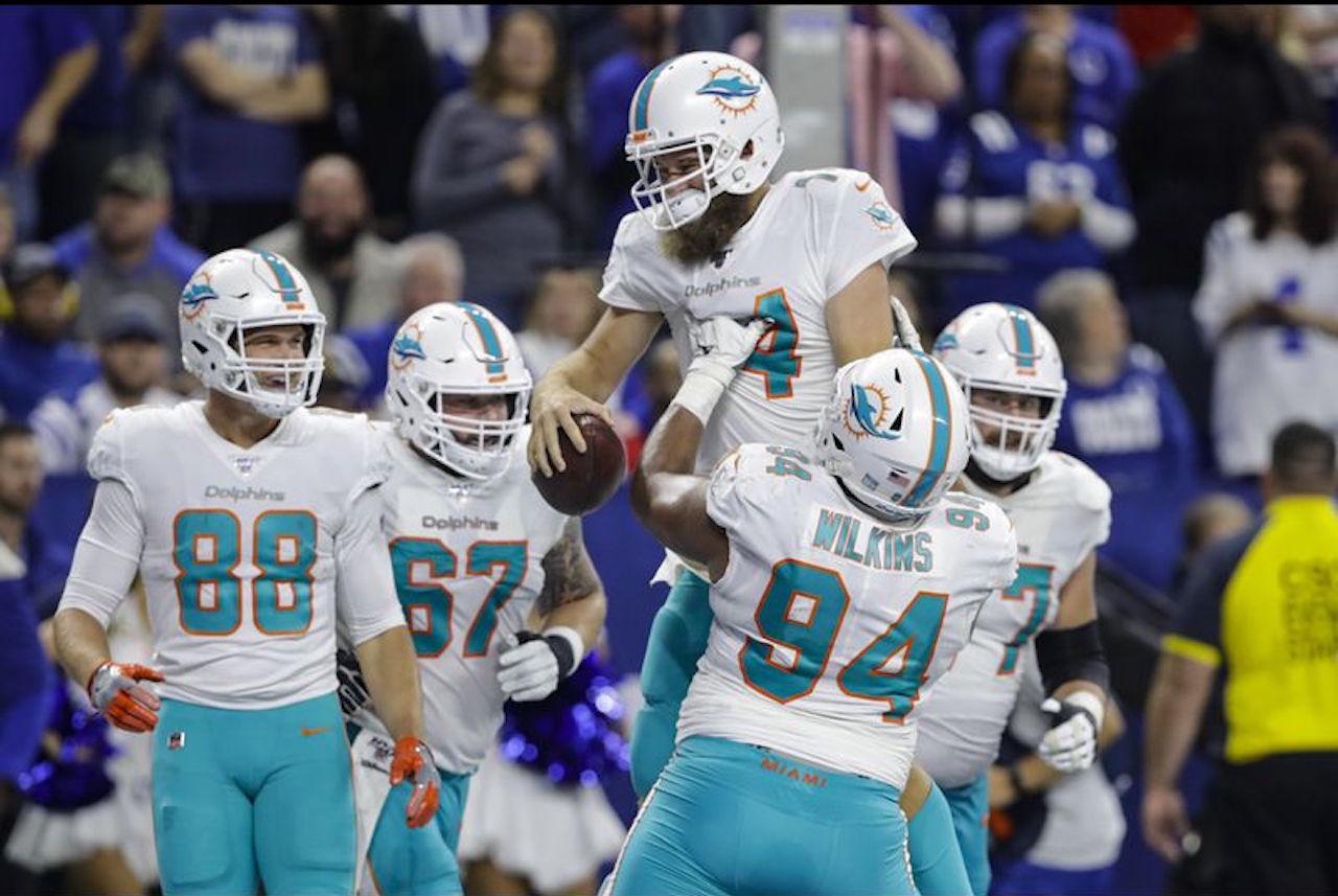 Miami Dolphins tanking