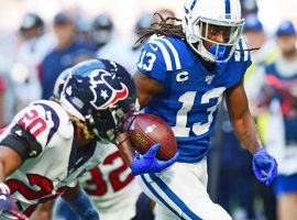 The Texans-Colts rematch is Sunday, but Indianapolis is dealing with injury issues, including wide receiver T.Y. Hilton. (Image: USA Today Sports)
