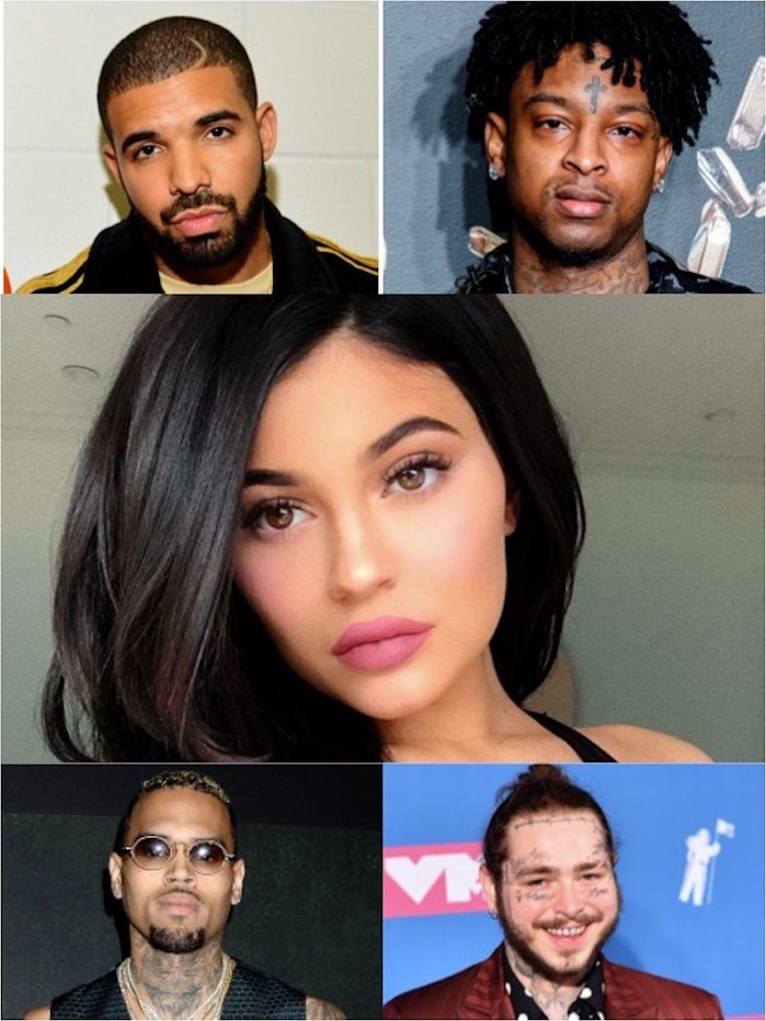 Kylie Jenner boyfriend betting