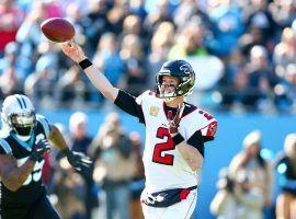 Falcons quarterback Matt Ryan is the key in Sunday's Atlanta-Tampa Bay game. (Image: USA Today Sports)