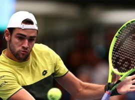 Matteo Berrettini Snags Last Nitto ATP Finals Spot as Djokovic Wins Paris Masters
