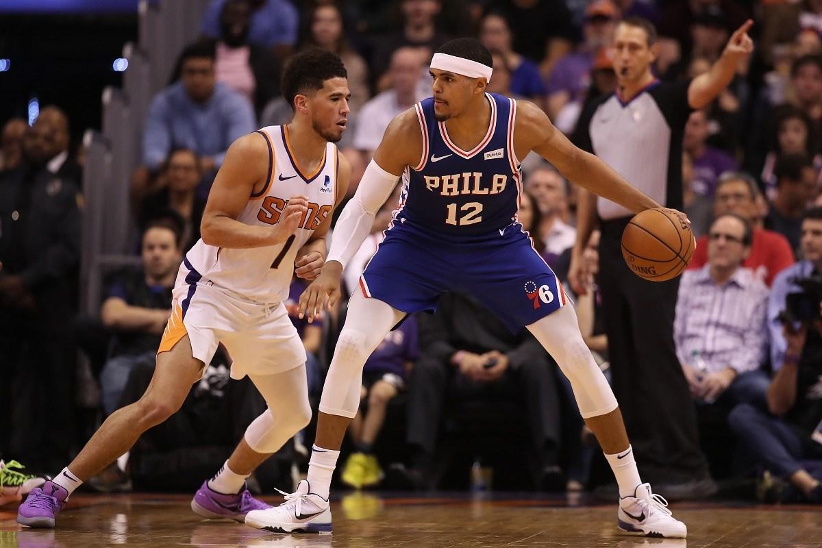 Philadelphia Sixers Tobias Harris NBA Weekend