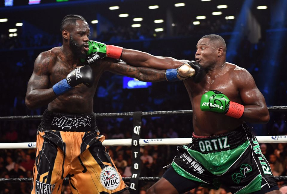Wilder-Ortiz II prop bets