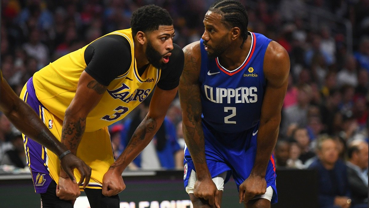 LA Lakers Clippers 2020 NBA championship odds Milwaukee Bucks