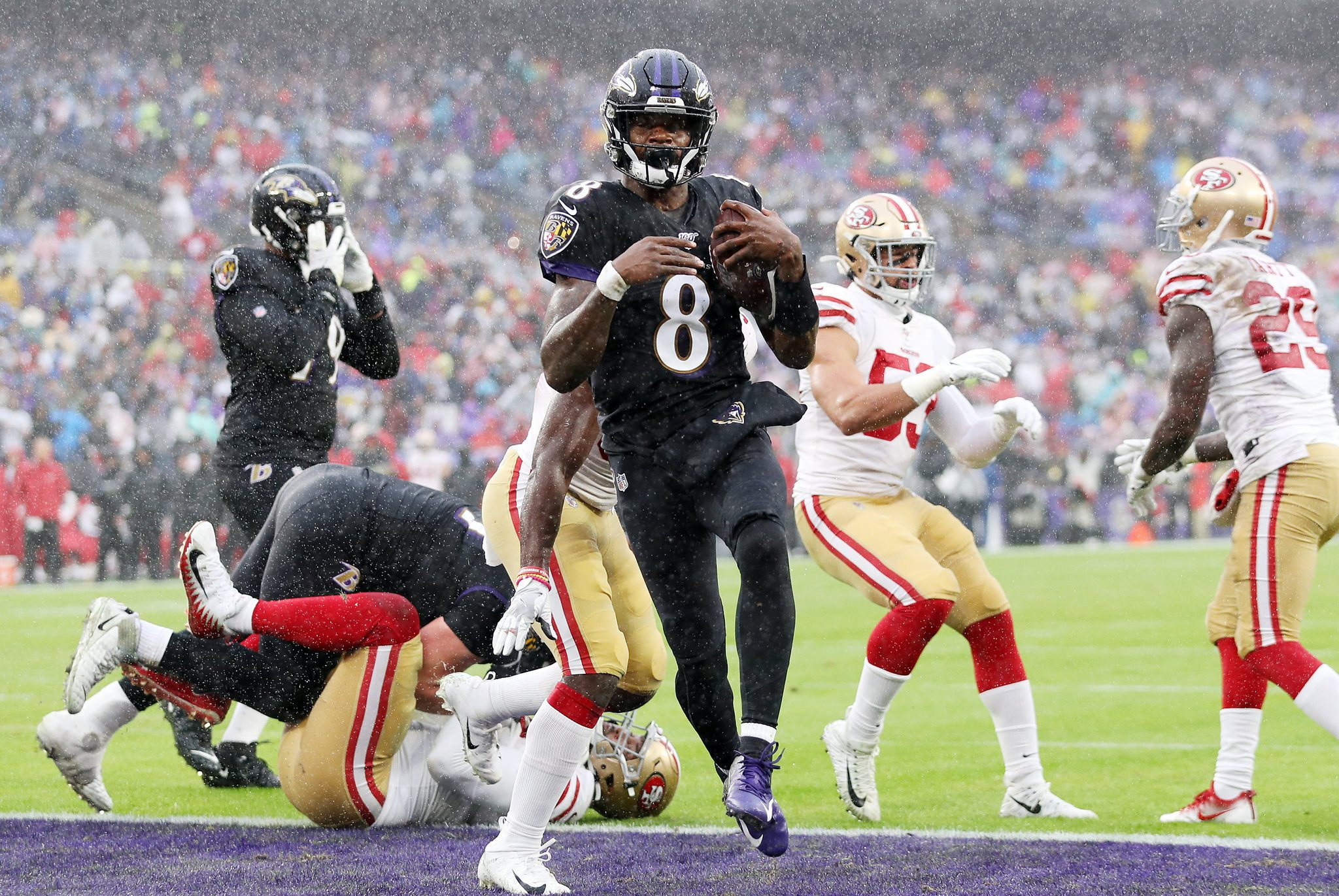 Baltimore Ravens Super Bowl betting