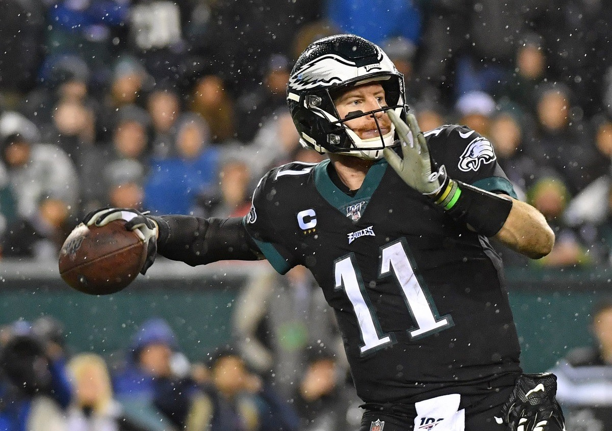 NFL Playoff Picture Tennessee Tirans and Philadelphia Eagles on bubble