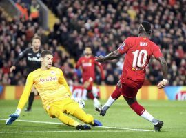Liverpool can advance to the Champions League knockout stages with a win or draw against Red Bull Salzburg on Tuesday. (Image: PA)