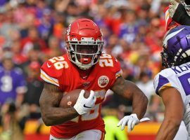 Chiefs running back may get lots of work against a week Chargers running defense as Kansas City fights for the No. 2 playoff speed in the AFC in Week 17. (Image: Arrowhead Pride)