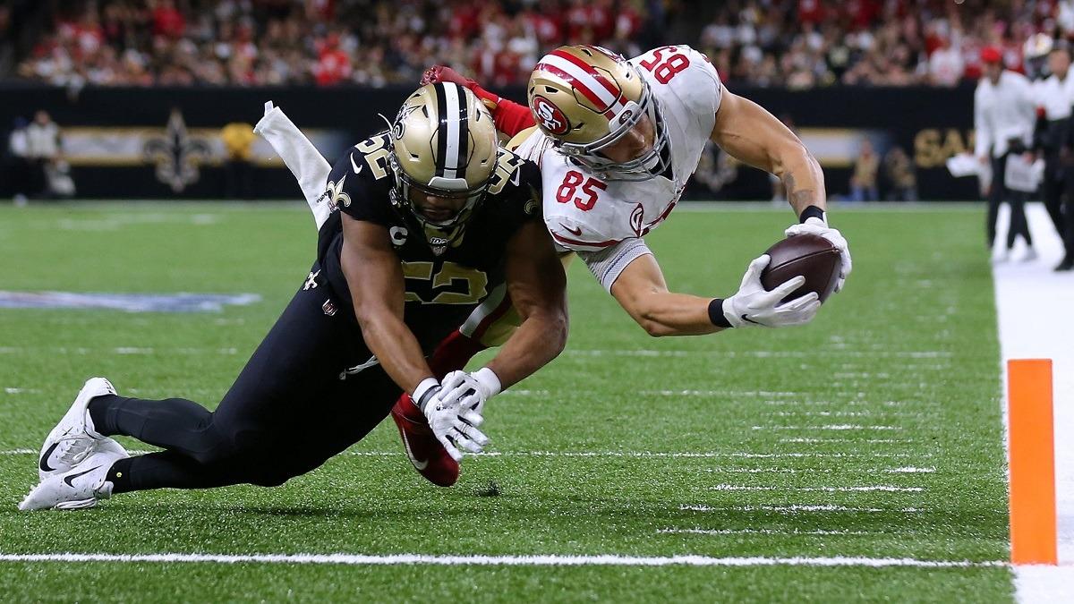 Niners Saints NFL Week 14 Game of the Year