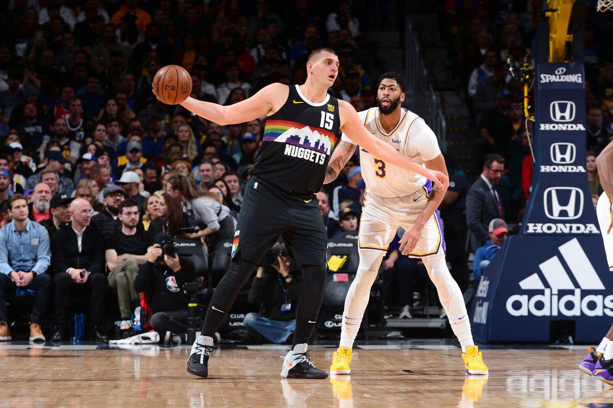 NBA Weekend Lakers Nuggets Pacers Bucks