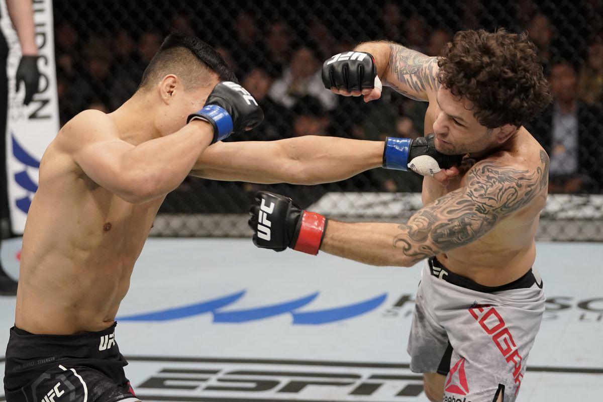 Korean Zombie UFC Bellator