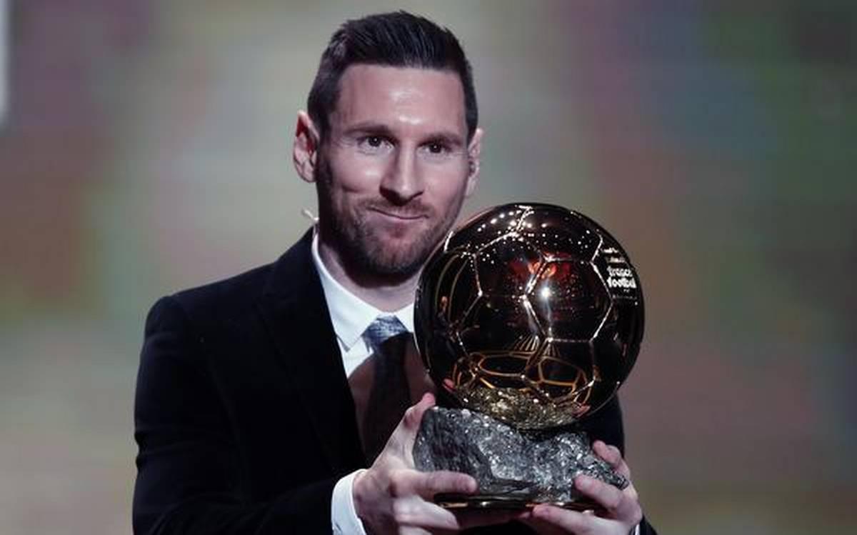 Messi Rapinoe Ballon d'Or