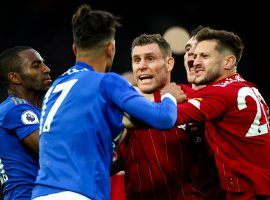 Leicester City will host Liverpool in a critical Premier League Boxing Day matchup. (Image: Robbie Jay Barratt/AMA/Getty)