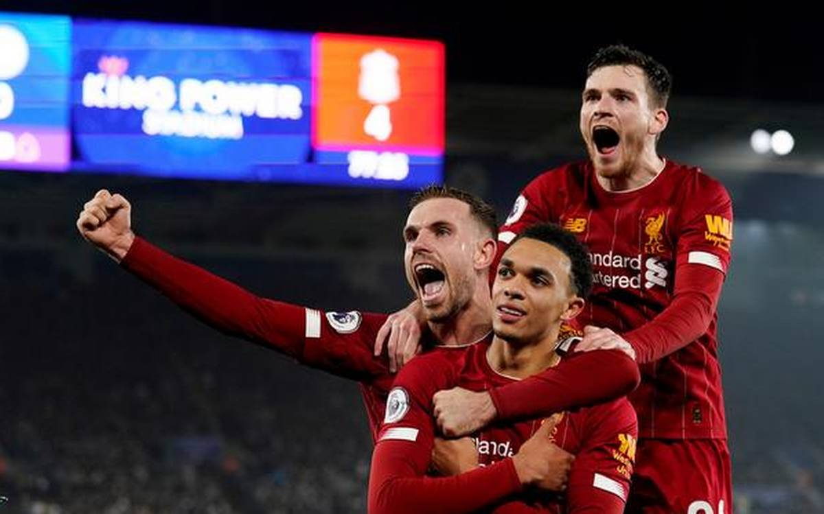 Liverpool Wolves Premier League EPL