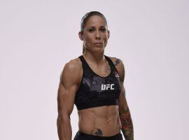 Liz Carmouche was unceremoniously fired by the UFC, a move that was widely criticized by fans and pundits. (Image: Mike Roach/Zuffa/Getty)