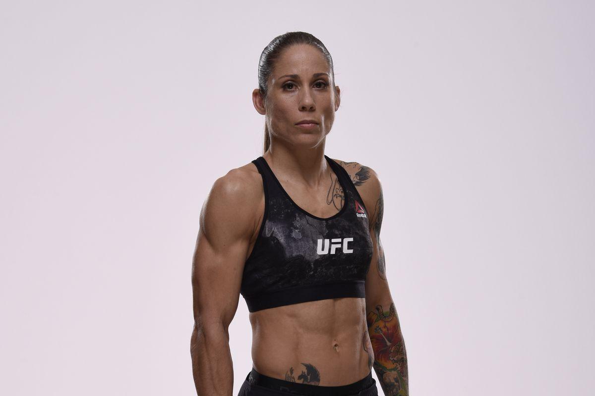 Liz Carmouche firing UFC
