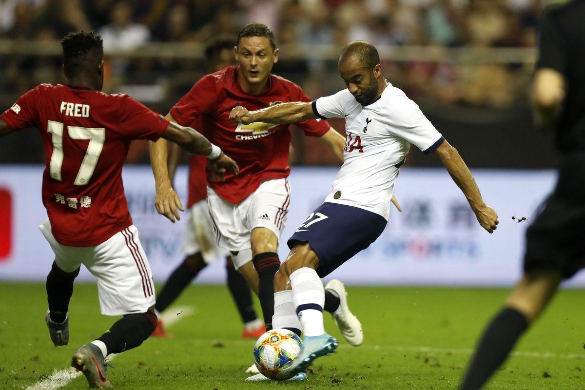 Manchester United Tottenham Mourinho Solskjaer