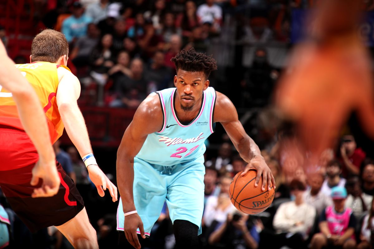Miami Heat back-to-back Jimmy Butler Best Home Record NBA Sixers Pacers