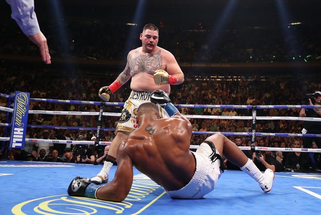 Joshua Ruiz odds rematch