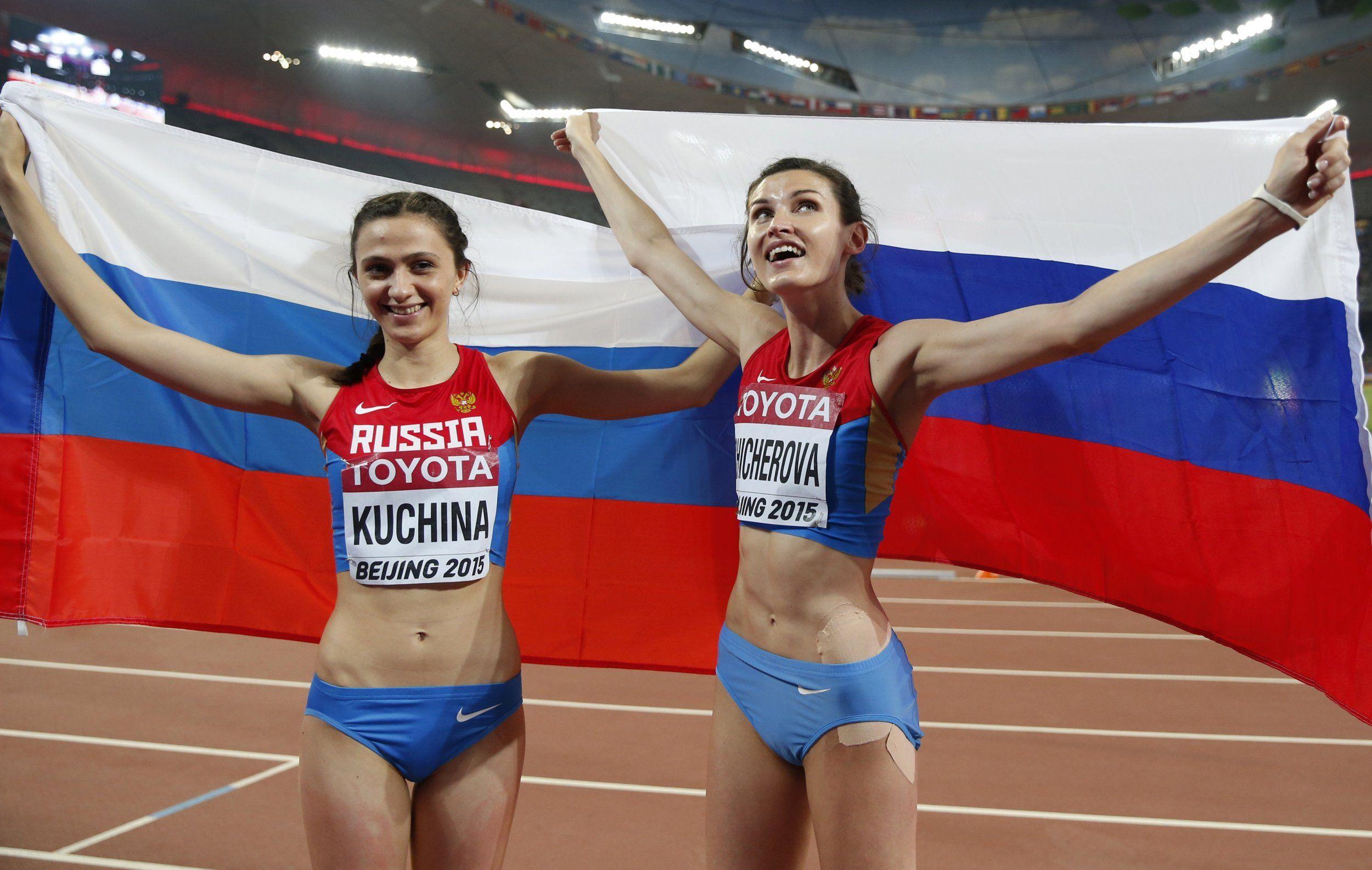 Russian doping ban Olympics