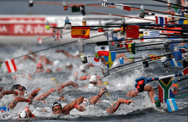 2019 World Swimming Championships in South Korea