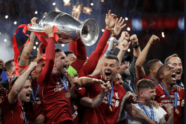 Liverpool: We Are the Champions