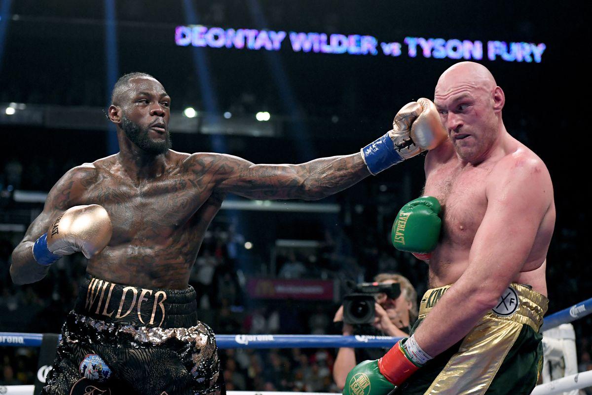 Deontay Wilder Tyson Fury rematch