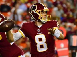 Washington quarterback Case Keenum will need to play strong in the Redskins-Cowboys game on Sunday. (Image: UPI)