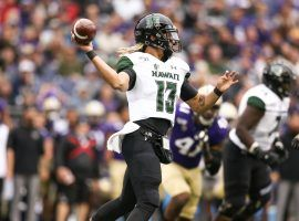 Hawaii quarterback Cole McDonald has a chance to get the Rainbow Warriors to 10 wins in Tuesday's Hawaii Bowl against BYU in Honolulu. (Image: Hawaii Athletics)