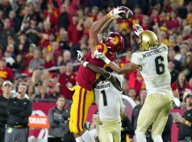 USC wide receiver Michael Pittman will be a key to the Trojans winning the Holiday Bowl against Iowa on Friday in San Diego. (Image: USC Athletics)