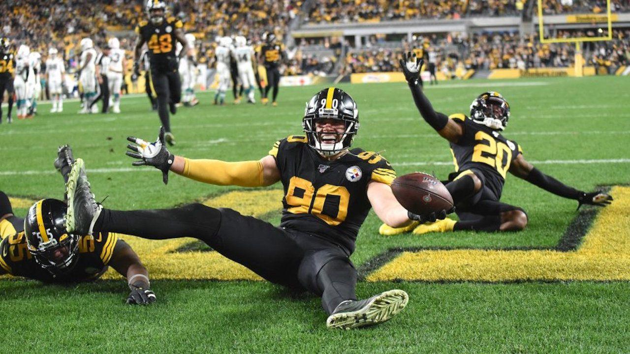 Bills-Steelers game