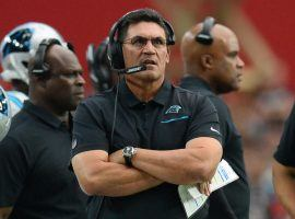 Carolina coach Ron Rivera was let go on Tuesday, but who will be the next NFL coach fired? (Image: CBSSports.com)