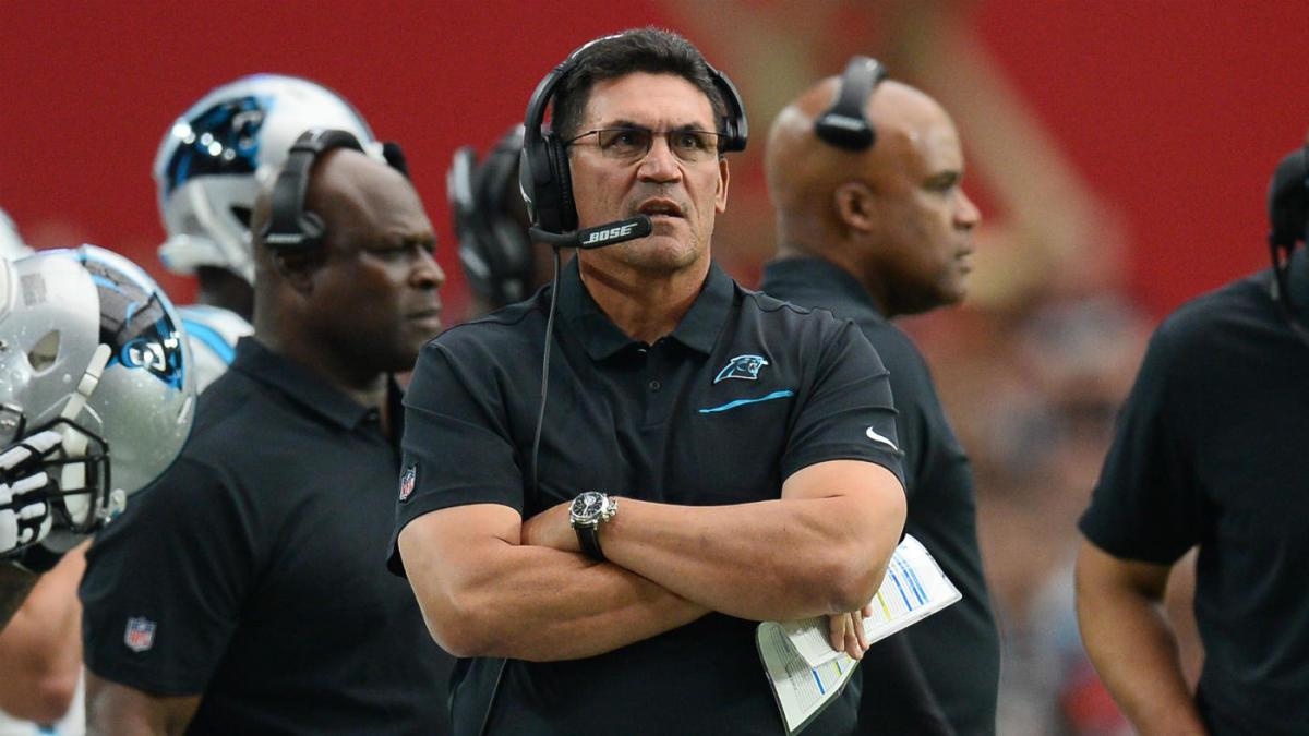 Ron Rivera NFL coach fired