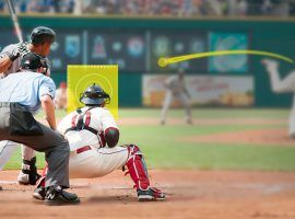 The new MLB umpire labor contract includes the possible use of an automated ball-strike call system. (Image: MLB)