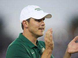 UNC-Charlotte football coach Will Healy has led the 49ers to the Bahamas Bowl, the team's first bowl game in program history. (Image: AP)