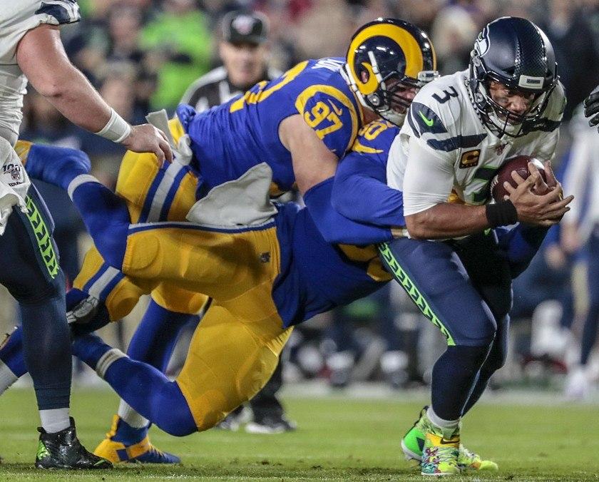 LA Rams NFL leaders against the spread
