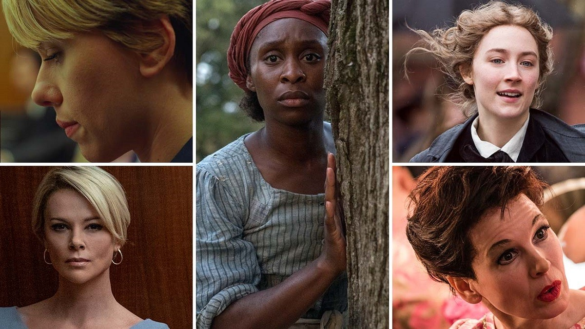 2020 Oscars Best Actress odds Judy Renee Zellweger