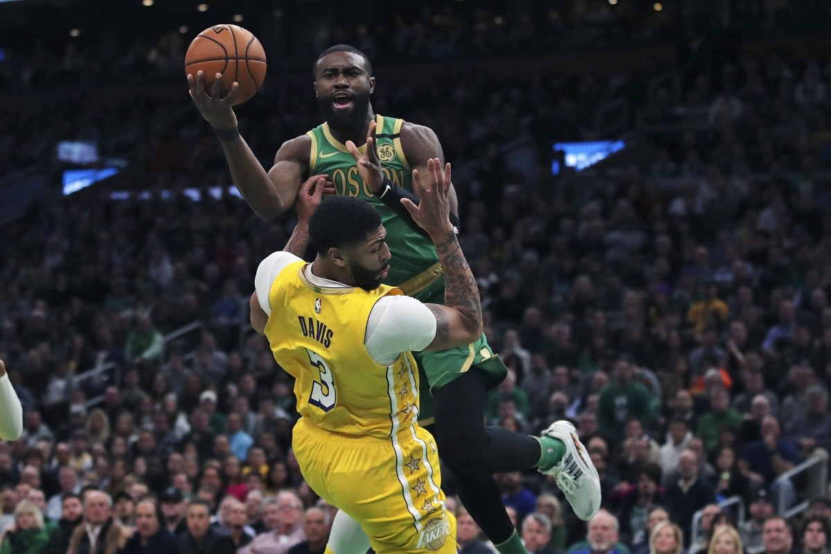 Anthony Davis returns injury update LA Lakers