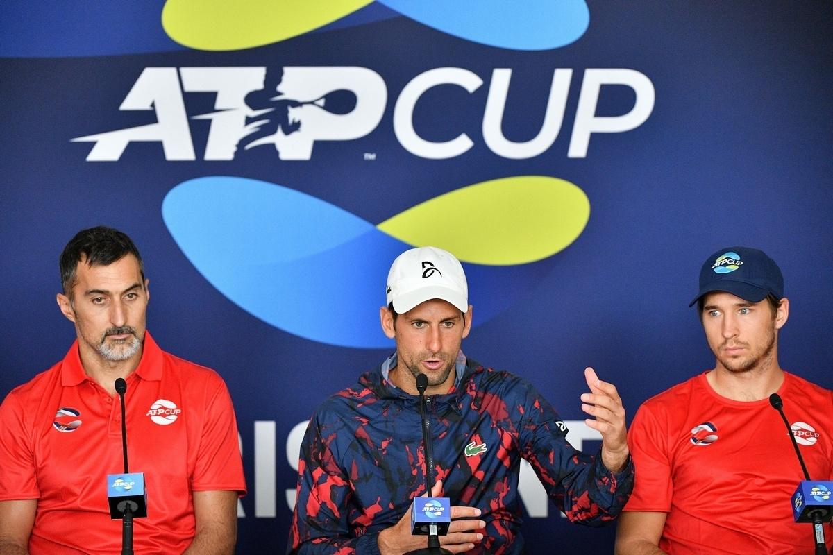 ATP Cup odds tennis