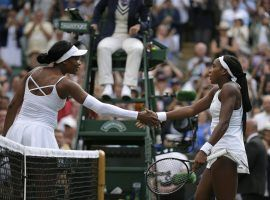 Venus Williams (left) and Coco Gauff (right) will once again clash in the first round of a Grand Slam, this time at the Australian Open. (Image: Tim Ireland/AP)